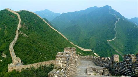 The Great Wall Of China Wallpapers Wallpaper Cave
