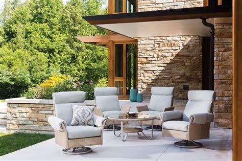 outdoor patio furniture options  ideas hgtv