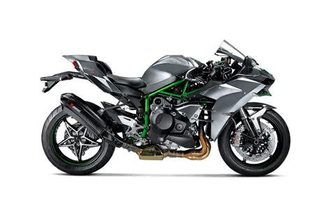 Kawasaki Ninja H2 Akrapovic Exhaust Carbon