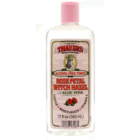 thayers alcohol free rose petal witch hazel with aloe vera 12 fluid ounce thayers witch hazel free w aloe vera 12 oz