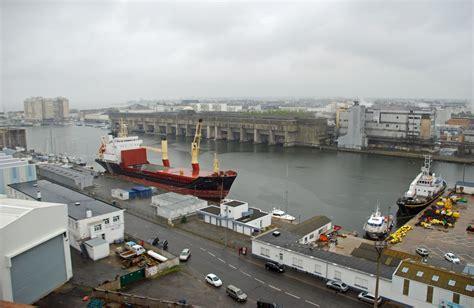 port nantes nazaire mouvement social sur le port de nantes nazaire mer et marine