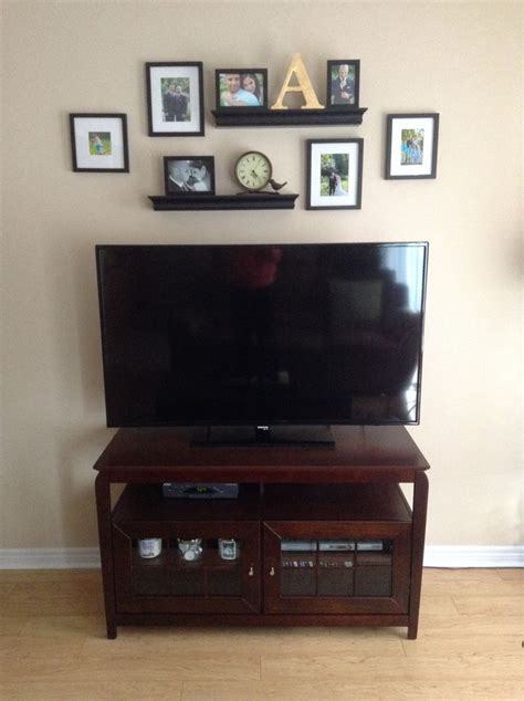 decor above tv 25 best ideas about above tv decor on small