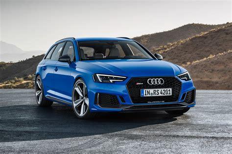 Audi Pulls Covers Off New Rs4 Avant