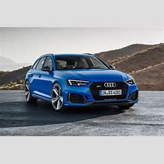 New (e)state Of Mind Audi Pulls Covers Off New Rs4 Avant By Car Magazine