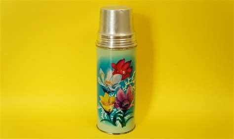 Vintage Chinese Flask