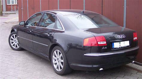 2006 audi a8 l w12 quattro sedan 6 0l w12 awd auto