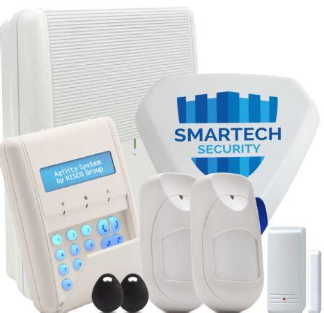 risco agility 3 risco agility3 wireless burglar alarm fitted smartech security