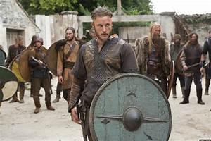 'Vikings' At Comic-Con: Travis Fimmel, Katheryn Winnick ...
