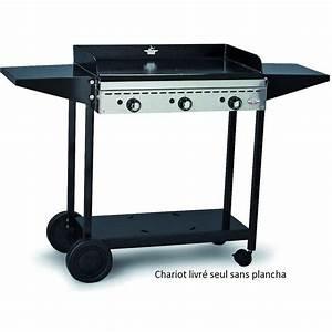 Chariot Plancha Forge Adour : forge adour chi f 750 chariot achat vente plancha ~ Nature-et-papiers.com Idées de Décoration