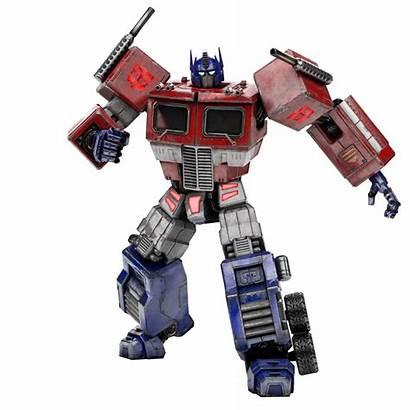 Optimus Transformers Cybertron Fall Prime G1 Render