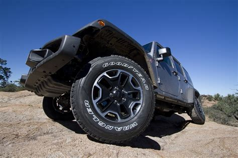 How Off-Road Tires Work