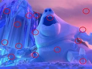 hidden things in frozen - wat | Frozen/frozen fever ...