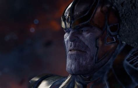 Practical Effects Vs Cgi Thanos  Christian Frates' Journal
