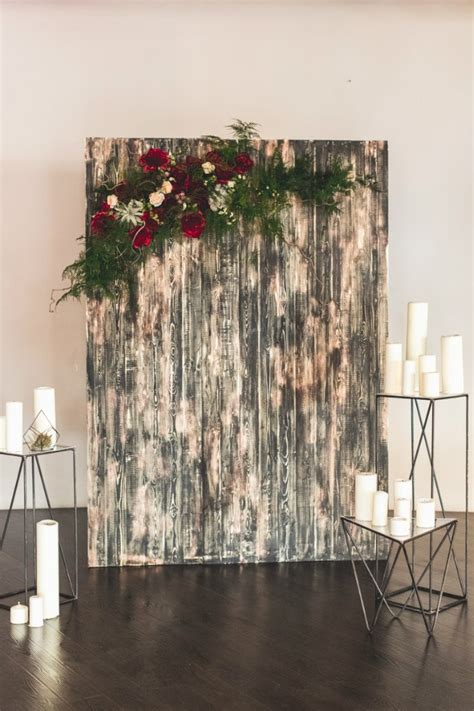Background Winter Backdrop Ideas by 35 Awesome Festive Theme Winter Wedding Ideas