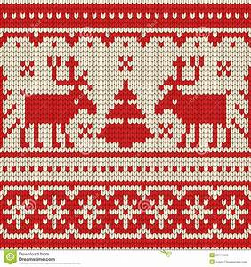 Sweater With Deer, Seamless Pattern Stock Vector - Image ...