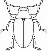 Pill Bug Drawing Coloring Paintingvalley Drawings sketch template