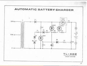 Automatic Baterai Charger Tl