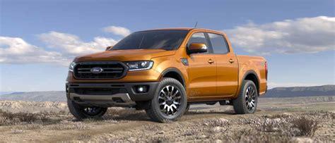 New 2019 Ford Ranger Midsize Pickup Truck