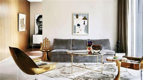 home interior design trend   mixed metals home