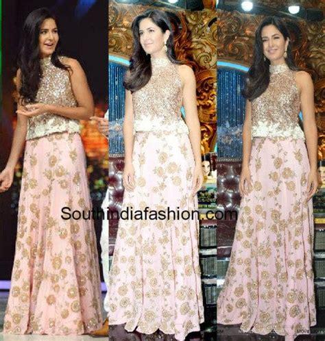 katrina kaif  manish malhotra lehenga south india fashion