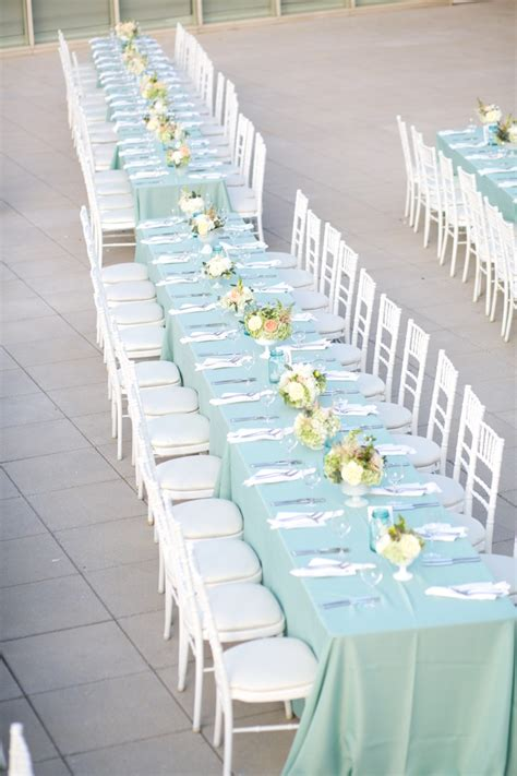 708 Best Mint Green Weddings Images On Pinterest