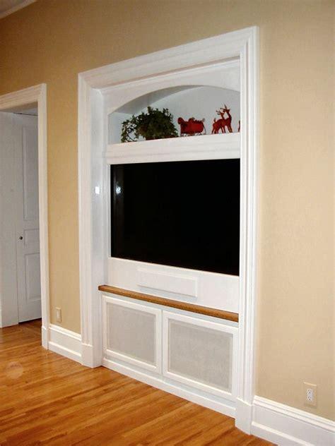 built in tv cabinet 18 neat built in tv designs for modern living room interior