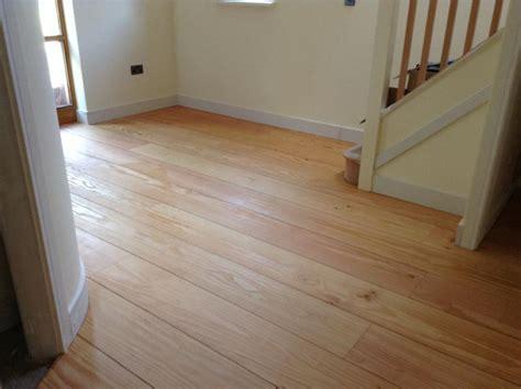 Scandinavian Style Douglas Fir Flooring