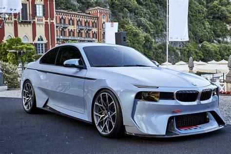 BMW 2002 Hommage Concept Reshapes A Legend