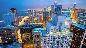 City View Wallpaper