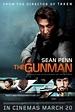 The Gunman | Sean penn, Sean penn movies, Movie posters
