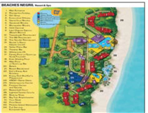 sandals beaches  inclusive individual resorts maps