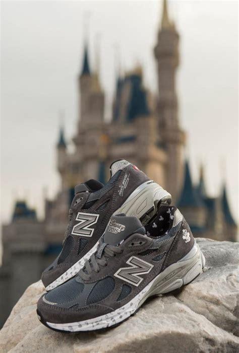"""Mickey & Minnie Mouse x New Balance 990v3 """"Walt Disney"""