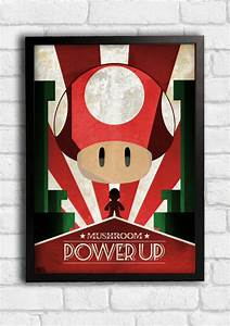 Video Game Art Deco Prints Will Blow Your Mind With