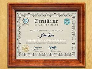 9 certificate of achievement templates sle templates