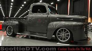 1950 Ford F100 Muscle Truck F1000 - Scottiedtv