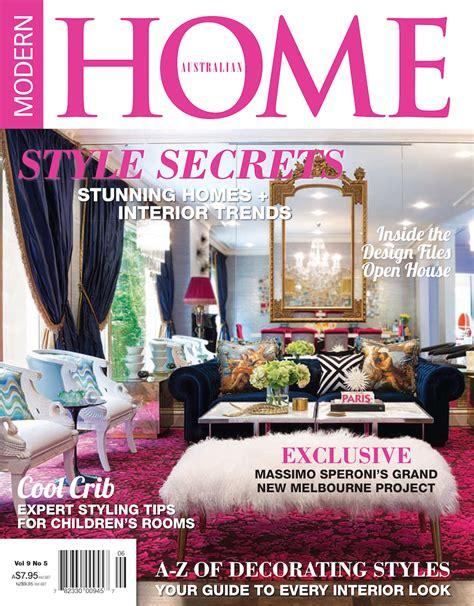 top  interior design magazines    part