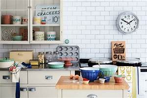 deco cuisine retro et campagne chic 33 idees a piquer With idee deco cuisine avec pinterest deco paques