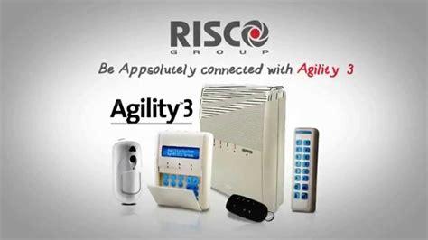 risco agility 3 risco agility 3 wireless alarm system