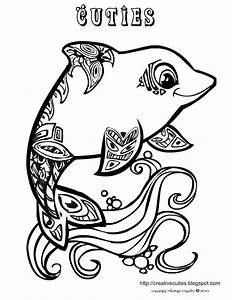 dolphin coloring pages dr odd With magiceyecircuitjpg