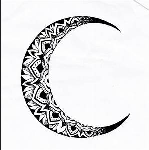 Lune Dessin Tatouage : pingl par jos phine vallet sur tatoo tatouage lune mandala et dessin tatouage ~ Melissatoandfro.com Idées de Décoration