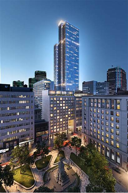 Square Phillips Montreal Tower Rendering Tallest Strong
