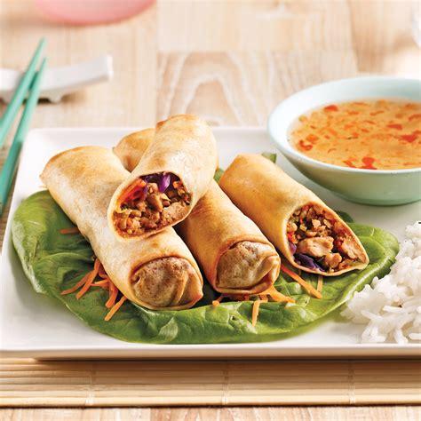pate a rouleau de printemps rouleaux imp 233 riaux au veau soupers de semaine recettes 5 15 recettes express 5 15