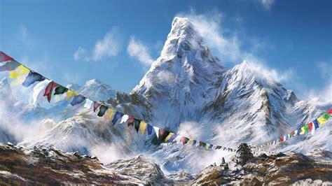 Everest Wallpaper ·①