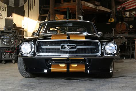 Chad Chambers' 1967 Mustang Fastback