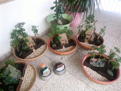 jardines en miniatura y cactus decorados la casita de raquel