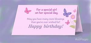 Birthday Wishes for a Baby Girl | HubPages