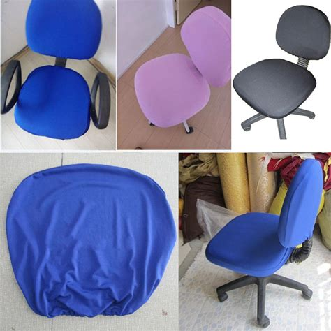 stretch spandex office computer chair s cover polyester