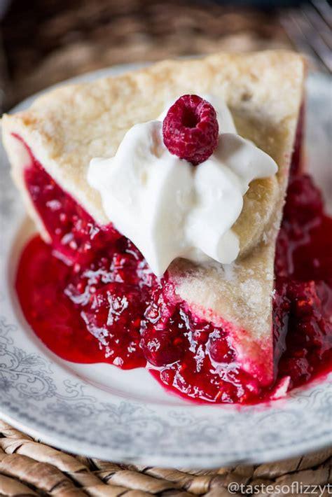 rasberry recipes old fashioned raspberry pie recipe