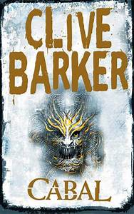 SILVER SCREAM: Clive Barker CABAL Book Review