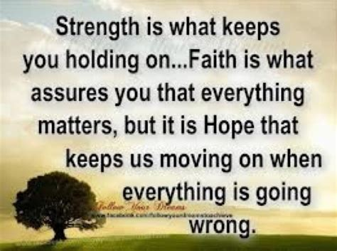 Don't forget to confirm subscription in your email. Strength, faith & hope | Seeking inspiration | Faith Quotes, Inspirational Quotes, Christian ...